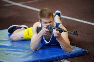 В манеже Дворца спорта «Арктика» прошел финал  военно-спортивной эстафеты «Будущий воин – 2019»