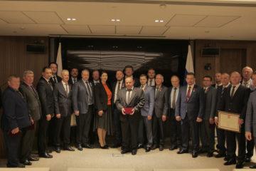 Команда «Норникеля» удостоена госнаград за строительство Быстринского ГОКа