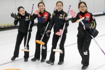 Керлингистки из Азии впервые сыграют в Дудинке на Arctic Curling Cup
