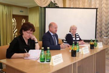 Краевая делегация изучает социалку