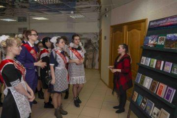 В Таймырском музее открылась книжная выставка к юбилею Валерия Кравца