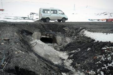 С 1 июня на 23-м километре дороги Норильск – Алыкель начнут ремонт водопропускной трубы
