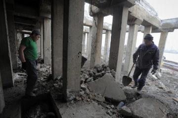 Строительство на ростверках снесенных зданий планируется в следующем году