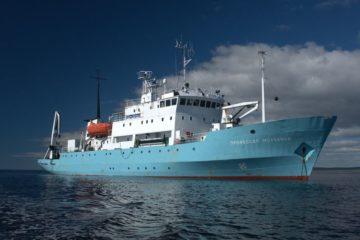 Арктический плавучий университет отправился на Шпицберген