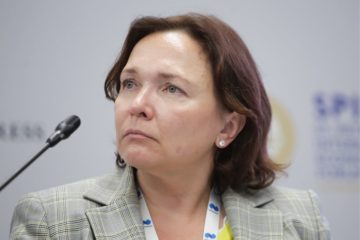 Лариса Зелькова: «В ближайшие пять лет «Норникель» совершит качественный рывок»