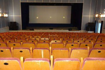 Кинозал в Талнахе к концу года полностью переоборудуют