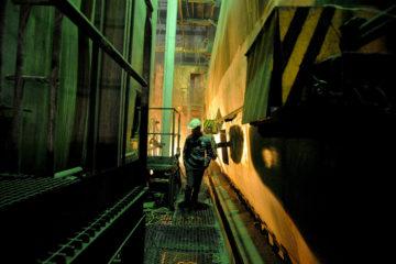 В «Норильскремонте» закончили очередной большой ремонт