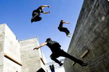 Городская акробатика: в Норильске открывают школу паркура
