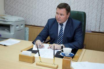 В Норильске с рабочим визитом находится спикер краевого парламента
