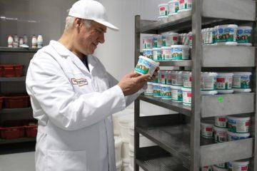 Краевые парламентарии высоко оценили уровень пищевого производства в Норильске и на Таймыре