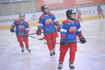 Павел Буре: «Это замечательно, что такие спонсоры, как «Норникель», идут навстречу хоккею»