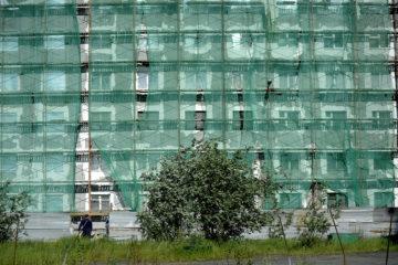 «Заметный» дом в Норильске отремонтируют за 26 миллионов