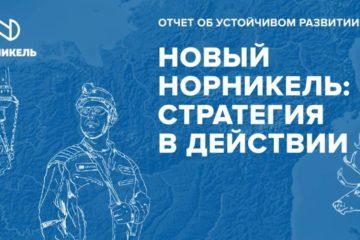 Корпоративный годовой отчет «Норникеля» признан образцовым