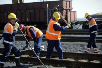 Лето – пора ремонтов железнодорожных путей