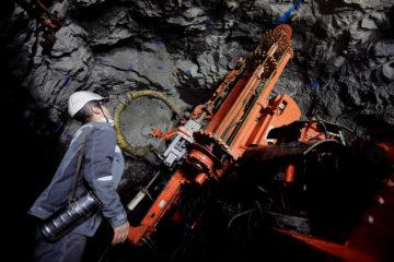 Благодаря новым технологиям на руднике «Скалистый» значительно увеличили темпы проходки