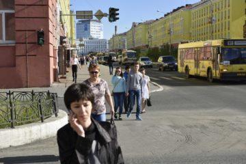 Валерий Семенов: «Программа переселения жителей Норильска и Дудинки на материк получила поддержку Совета Федерации»