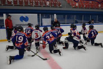 Юные хоккеисты из Норильска прошли подготовку в болгарском тренировочном лагере