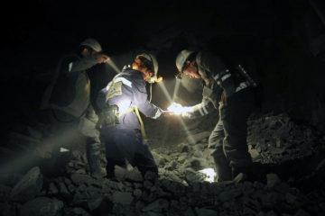 400 миллионов тонн руды дали стране норильские горняки