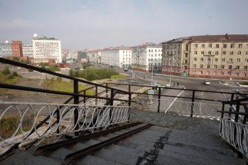 В Норильске заканчивают летние капитальные ремонты жилых домов