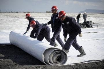 Новый полигон для промышленных отходов строят в Норильске