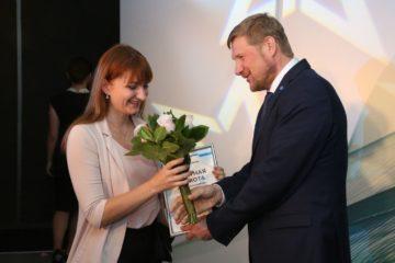 Норильских газовиков наградили к профессиональному празднику