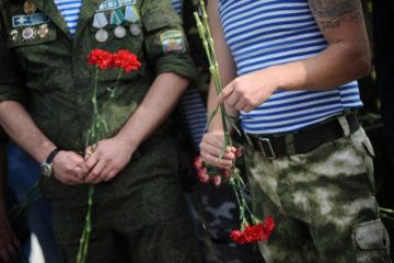 В Норильске отмечают День ВДВ