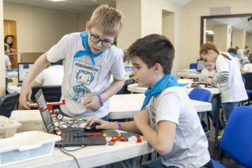 Норильские школьники едут на соревнования по робототехнике в Китай