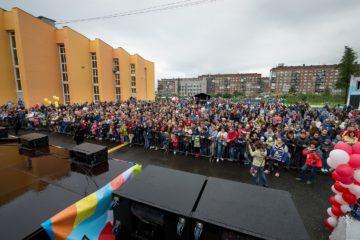 В Норильске празднуют День шахтера