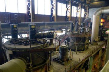 Кольская ГМК повышает эффективность производства серной кислоты