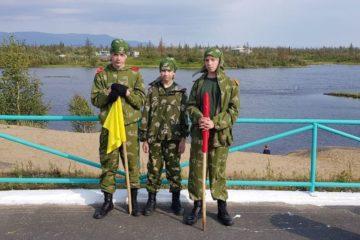 Норильские подростки показали «боевую» и тактическую подготовку
