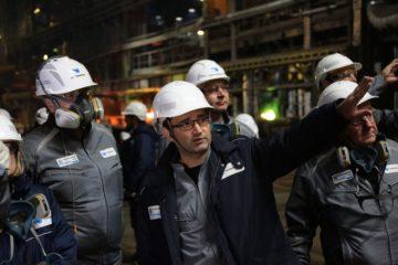 Члены совета директоров «Норникеля» познакомились с работой Медного завода