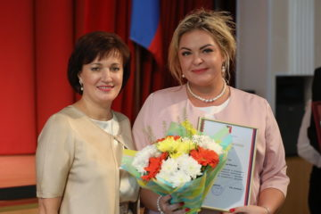 В Норильске чествуют работников дошкольного образования