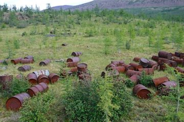 Программа очистки Арктики поможет озеру Аян