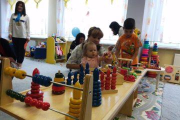 В Норильске открылся образовательный центр для малышей до трех лет