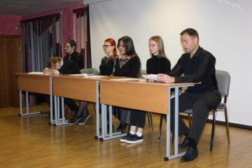 В Публичной библиотеке прошла читка пьесы норильского драматурга Владимира Кошурникова