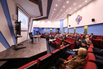 Стратегию развития самого северного вуза представили в Норильске