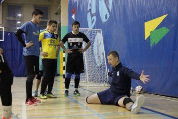 Молодежный состав МФК «Норильский никель» готовят к выступлению в новом турнире