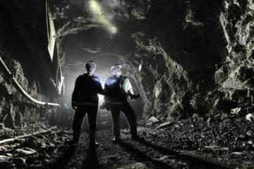 На рудниках Заполярного филиала «Норникеля» проверяют состав воздуха в тупиковых выработках