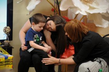В благотворительный фонд «Территория добра» пришла посылка для маленького мальчика Алана