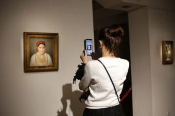 В художественной галерее впервые экспонируют подлинного Сурикова