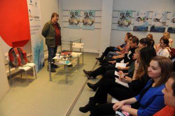 «Медиашкола в Заполярье» объявит литературный блиц-конкурс