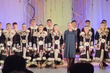 Народный ансамбль песни и танца народов Севера «Хэйро» отмечает 50-летие