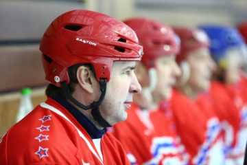 Алексей Касатонов возглавил Ночную хоккейную лигу