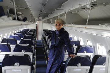 NordStar проводит отбор бортпроводников в Норильске