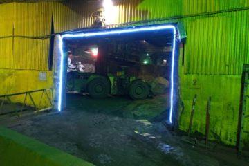 В «Норникеле» предлагают демаркировать опасные места с помощью светодиодной ленты