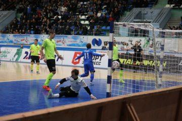 «Норильский никель» вышел в четвертьфинал Кубка России по мини-футболу