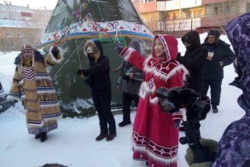 Участников этнотура FusioNNow посвятили в таймырцы