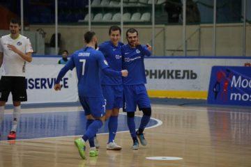 МФК «Норильский никель» продолжил беспроигрышную серию игр