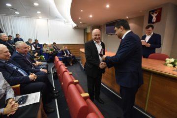 Норильчан отметили почетными наградами к 85-летию Красноярского края