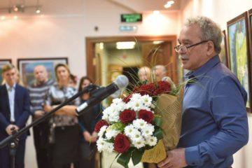В Городском центре культуры открылась персональная выставка работ Елены и Юрия Афоновых